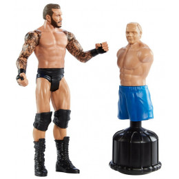 WWE Wrestling – Wrekkin – Figurka Randy Orton + rekwizyt GNK08