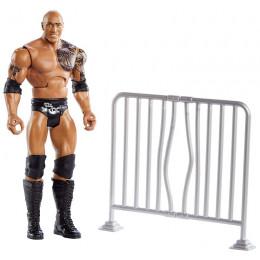 WWE Wrestling – Wrekkin – Figurka The Rock + rekwizyt GNK11