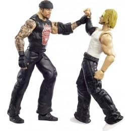 WWE Wrestling – Dwupak figurek Championship Showdown – Underatker vs Jeff Hardy GVJ12