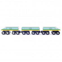 Woodyland - Drewniany pociąg Express - 91852