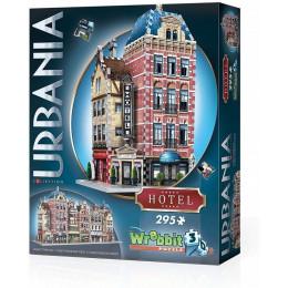 Wrebbit - Puzzle 3D - Urbania - Hotel 00501