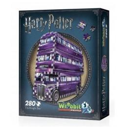 Wrebbit – Puzzle 3D – Harry Potter – Błędny Rycerz - 00507