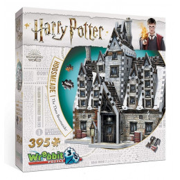 Wrebbit – Puzzle 3D – Harry Potter – Hogsmeade - 01012