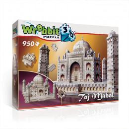 Wrebbit - Puzzle 3D - Taj Mahal 950 elementów - 02001