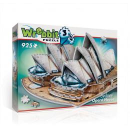 Wrebbit - Puzzle 3D - Opera w Sydney 925 elementów - 02006