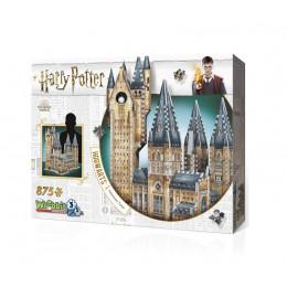 Wrebbit - Puzzle 3D Harry Potter - Wieża Astronomiczna 875 el. - 02015