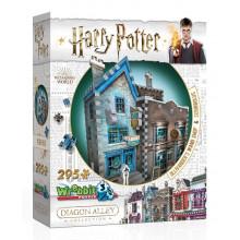 Wrebbit - Puzzle 3D - Harry Potter - Ollivanders's Wand Shop 0508