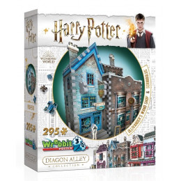 Wrebbit - Puzzle 3D - Harry Potter - Ollivanders's Wand Shop 0508