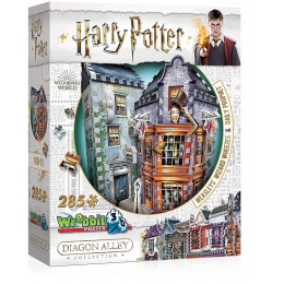 Wrebbit - Puzzle 3D - Harry Potter - Weasley's Wizard Wheezes 0511
