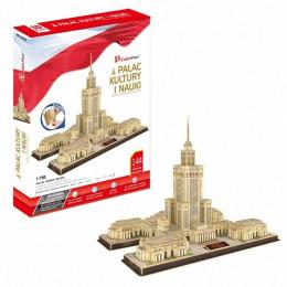 Cubic Fun - Puzzle 3D - Pałac Kultury i Nauki - 20224