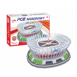 Cubic Fun - Puzzle 3D - PGE Narodowy - 20249