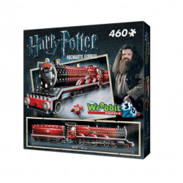 Wrebbit - Puzzle 3D Harry Potter - Hogwart Express 460 el. - 01009