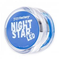YoYoFactory YO245 - Yoyo NightStar LED - NIEBIESKIE