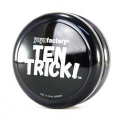 YoYoFactory YO248 - Yoyo Ten Trick - CZARNE