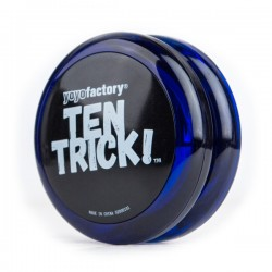 YoYoFactory YO250 - Yoyo Ten Trick - NIEBIESKIE