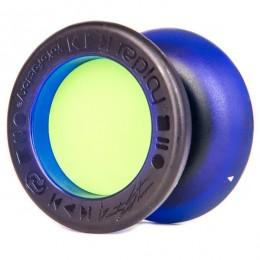 YoYoFactory YO218 - Yoyo Replay PRO niebiesko - zielone