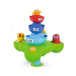 Yookidoo 40115 Zabawka do kąpieli - Fontanna z łódeczkami