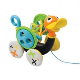 Yookidoo - Muzyczna Kaczka - Zabawka do ciągnięcia - 40129