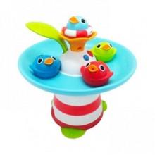 Yookidoo 40138 Zabawka do kąpieli - Muzyczny wyścig kaczuszek