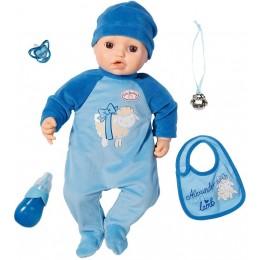 Baby Annabell – Lalka bobas – Alexander z akcesoriami 116719