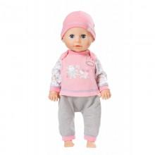 Baby Annabell - Lalka Bobas interaktywna - Nauka chodzenia 3w1 700136