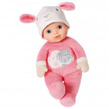 Zapf Creation - Baby Annbell - Miękka lalka z grzechotką 702536