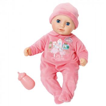 Zapf Creation - Baby Annabell - Lalka bobas z butelką - 702550
