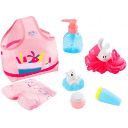 Baby Born - Zestaw akcesoriów do kąpieli - 823606