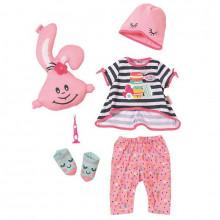 Baby Born - Piżama party - Zestaw z ubrankiem 824627