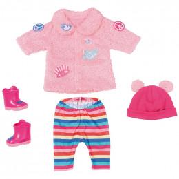 Baby Born - Ubranko dla lalki - Zestaw z zimowym futerkiem - 826959