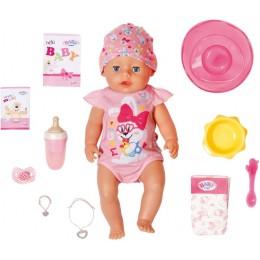 Baby Born – Lalka bobas – Magiczna dziewczynka + akcesoria 827956