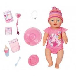 ZAPF CREATION Lalka BABY BORN Interaktywna +akcesoria 116716