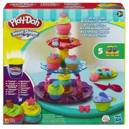 Hasbro A5144Ciastolina Play-doh - Babeczkowa wieża