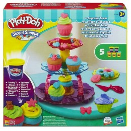 Hasbro A5114 Ciastolina Play-doh - Babeczkowa wieża