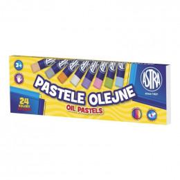 Astra - Pastele Olejne 24 kolory - 0788