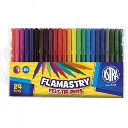 Astra - Flamastry 24 kolory - 0242