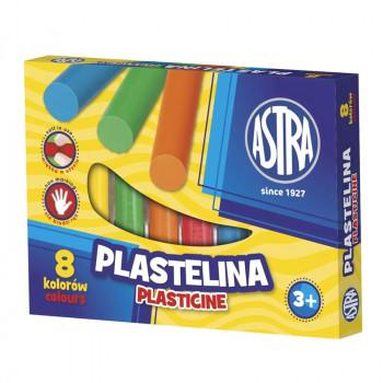Astra - Plastelina 8 kolorów - 0514