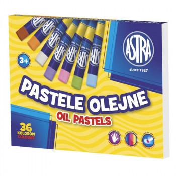 Astra - Pastele Olejne 36 kolorów - 8137