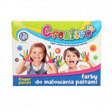 Astra - Farby do malowania palcami - 0053