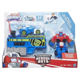 TRANSFORMERS B5584 Rescue Bots OPTIMUS PRIME