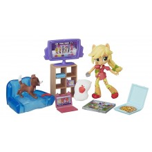 My Little Pony Equestria Girls Minis B6040 - Pidżama party u AppleJack