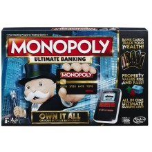 Hasbro B6677 Gra - Monopoly Ultimate Banking