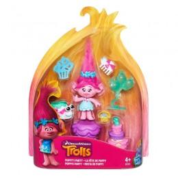 Hasbro B7351 Trolle - Przyjęcie u Poppy