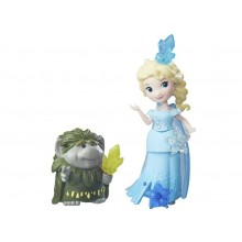 Hasbro B7467 Mini Laleczka Elsa i Grand Pabb
