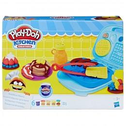 Ciastolina Play-Doh B9739 Kitchen Creations - Śniadaniowa piekarnia