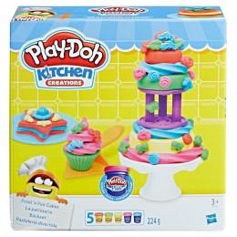 Ciastolina Play-Doh B9741 Kuchnia - Lukrowane ciasteczka