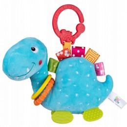 Balibazoo – Zawieszka do wózka – Dinozaur niebieski – 80423
