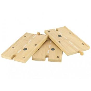 BJR100 Elementy drogi drewnianej