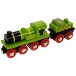 Lokomotywy i pociągi