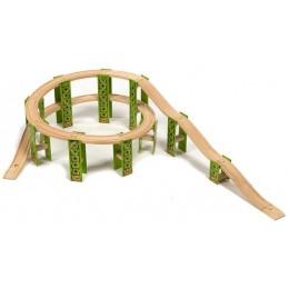BJT050 Rollercoaster do kolejek drewnianych